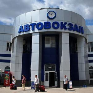 Автовокзалы Междуреченска