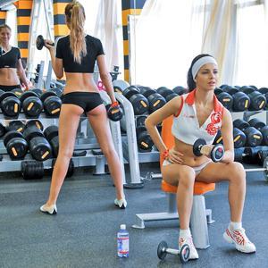 Фитнес-клубы Междуреченска