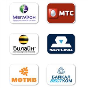 Операторы сотовой связи Междуреченска