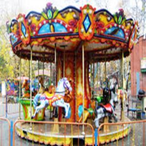 Парки культуры и отдыха Междуреченска