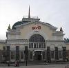 Железнодорожные вокзалы в Междуреченске