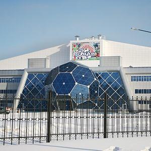 Спортивные комплексы Междуреченска