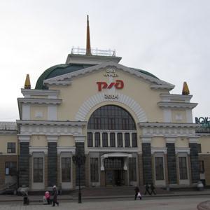Железнодорожные вокзалы Междуреченска