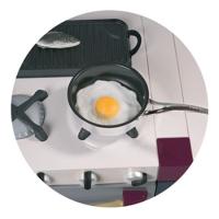 Кафе Лакомка - иконка «кухня» в Междуреченске